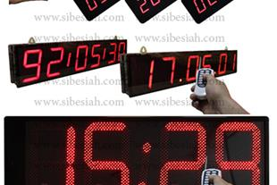 ساعت دیجیتال LED ، ساعت دیجیتال ال ای دی ، ساعت دی