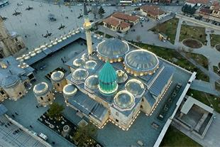 تور ترکیبی قونیه و استانبول