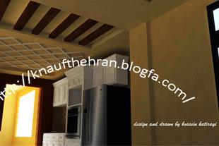 طراحی سقف کاذب کناف و اجرای صحیح طراحی