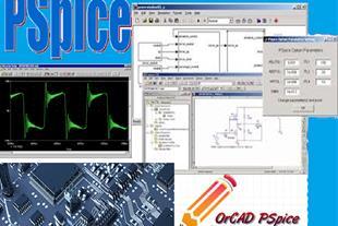 آموزش نرم افزار Orcad Pspice