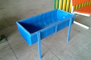 آبشخوری یا آبخوری پلاستیکی دامداری