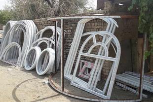 ساخت و نصب پنجره های دو جداره
