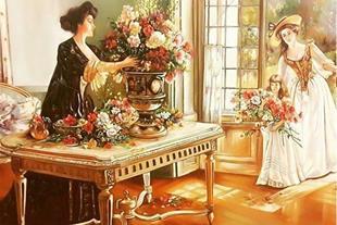 آموزش نقاشی - گالری نقاشی فرشتگان