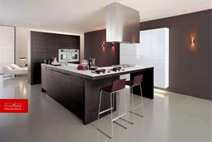 دکوراسیون آشپزخانه - کابینت آشپزخانه - 1
