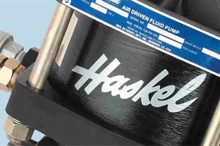 پمپ هسکل بوستر هسکل Haskel pumps - 1