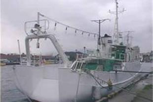 فروش کشتی صیادی ترال  stern trawler
