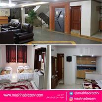 هتل آپارتمان در مشهد سوئیت در مشهد