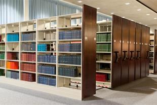 فایل کتابخانه ریلی - قفسه بندی