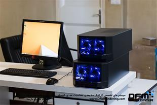 سیستم های تخصصی رندر و ویرایش تصویر