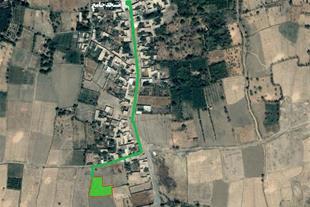 فروش زمین روستایی مسکونی