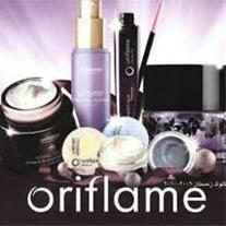 فروش محصولات آرایشی و بهداشتی oriflame