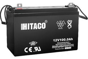 باتری ژل هیتاکو Hitaco GEL battery