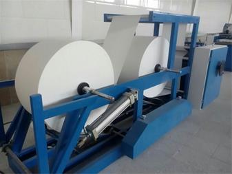 سرمایه گذاری وراه اندازی دستگاه تولید دستمال کاغذی - 1