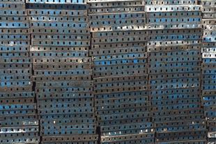 خرید و فروش قالب های فلزی بتن دست دوم  ، جک سقفی