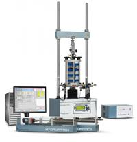 دستگاه آزمایش سه محوری تمام اتوماتیک