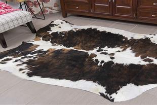 فرش های پوست گاوی