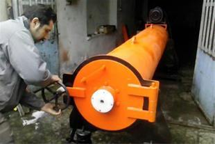 تولید دستگاه های قالی شویی ، خشک کن فرش