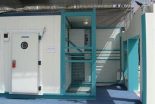 نصب سردخانه صنعتی