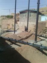 مونتاژ و نصب سیلو ذخیره سازی ذرت ، گندم و غلات