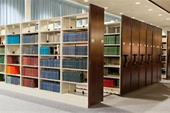 محصولات آداک صنعت|کمد کتابخانه|فایل کتابخانه ریلی