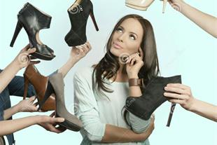 تولید و پخش کفش زنانه میشاب