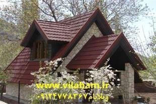 طراحی و اجرای سقف ویلا ، سقف آلاچیق ، آندوویلا