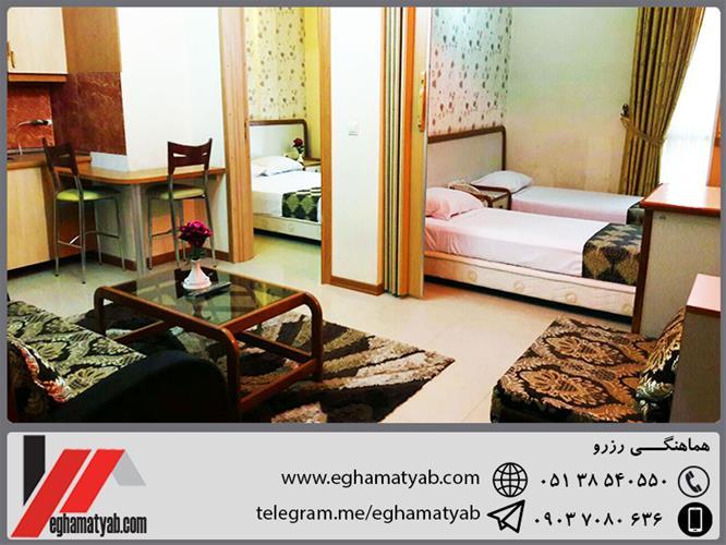 اجاره خانه مبله در مشهد ، آپارتمان مبله در مشهد - 5
