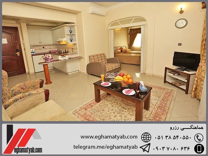 اجاره خانه مبله در مشهد ، آپارتمان مبله در مشهد - 6