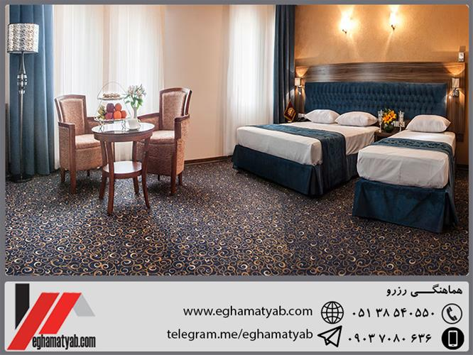 اجاره خانه مبله در مشهد ، آپارتمان مبله در مشهد - 2