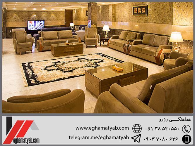 اجاره خانه مبله در مشهد ، آپارتمان مبله در مشهد - 3