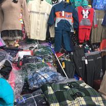 فروش پوشاک به صورت عمده و قیمت ارزان