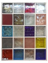 بلوک شیشه ای در اهواز - 1