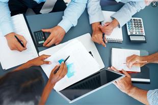 انجام کلیه امور مالی و حسابداری  ، خدمات حسابداری