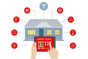 خانه هوشمند بدون نیاز در تغییر سیم کشی ساختمان