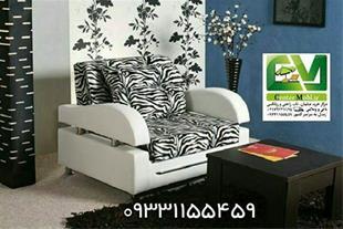 فروش کاناپه تخت خوابشو ملیسا