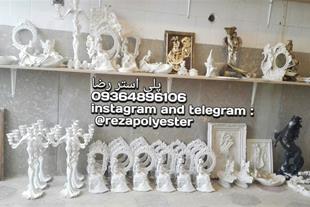 تولید انواع مجسمه دکوری پلی استر