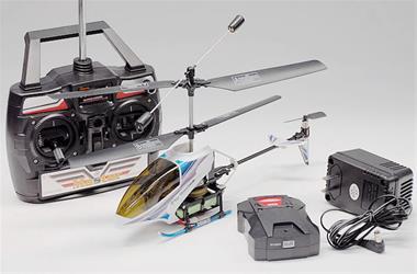 تعمیر انواع هلی کوپترهای پروازی و اسباب بازی - 1