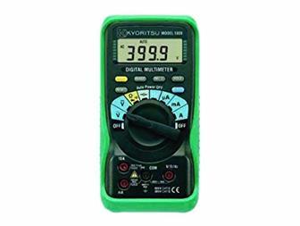مولتی متر ، اهم متر دیجیتال kyoritsu 1009 - 1
