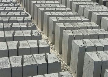 تولید جدول - کانیو - بلوک فرش - 1