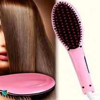 برس مو الکتریکی LCD دار