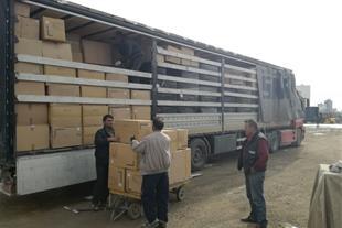 انجام امور حمل و نقل از آسیا - تشریفات گمرکی ترخیص