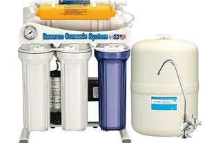 فروش دستگاه تصفیه آب خانگی و خدمات پس از فروش
