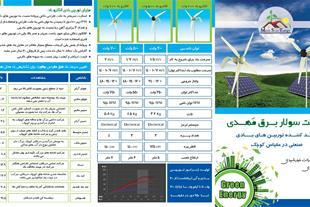 تولید کننده توربین بادی و صنعتی