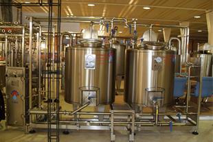 استیل ماشین سبلان تولیدکننده ماشین الات مواد غذایی