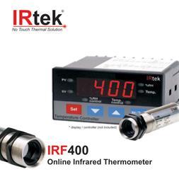 دماسنج لیزری آنلاین آی آر تک IRTEK IRF400 - 1