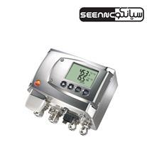 مبدل اختلاف فشار صنعتی مدل testo 6381