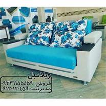 فروش کاناپه تخت خوابشو مدل ملینا