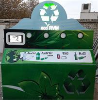 سرمایه گذاری پر سود با دستگاه هوشمند بازیافت