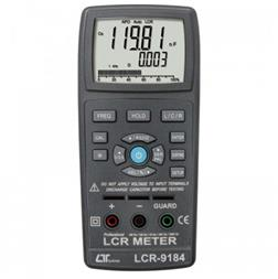 LCR متر لوترون مدل LUTRON LCR-9184 - 1
