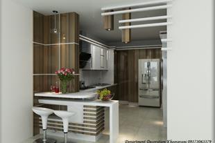 تولید انواع درب چوبی اتاقی و کمد دیواری - 1